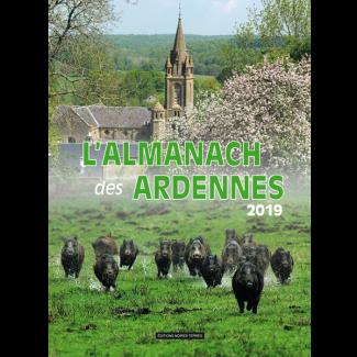 L'almanach des Ardennes 2019