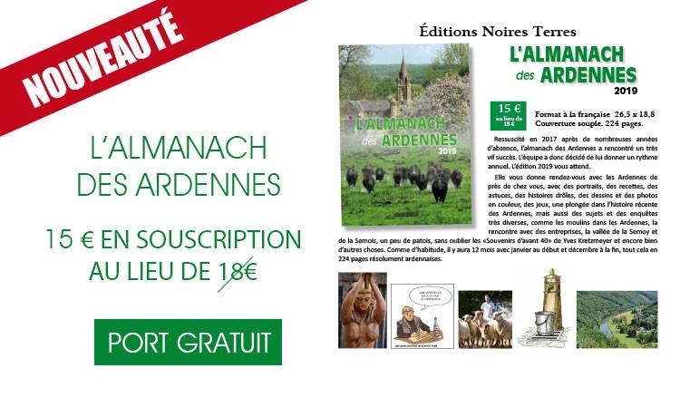 Almanach des Ardennes 2019