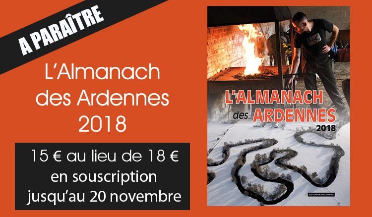 Almanach des Ardennes 2018