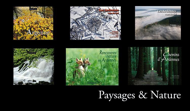 Paysages et Nature par Noires Terres